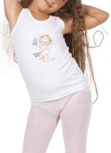 Miorre 2'Li Kız Çocuk Atlet Beyaz